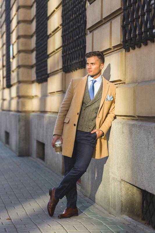 Płaszcz camel coat 3