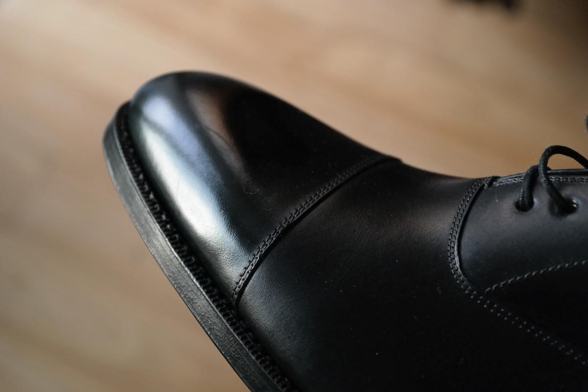 pielegnacja obuwia ze skory licowej