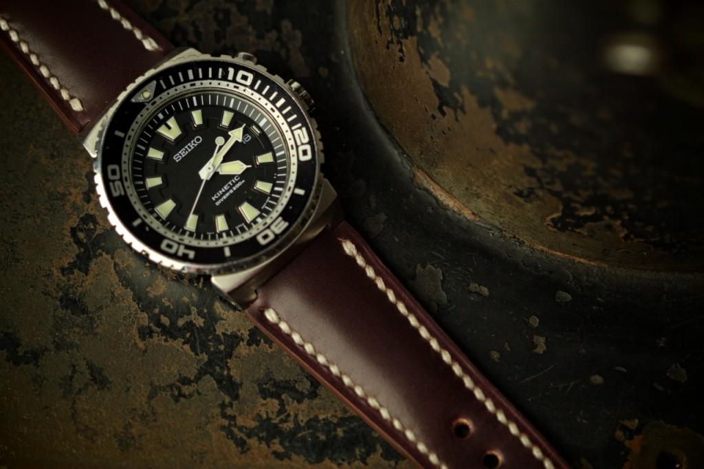 skórzany pasek do zegarka na zamówienie 13