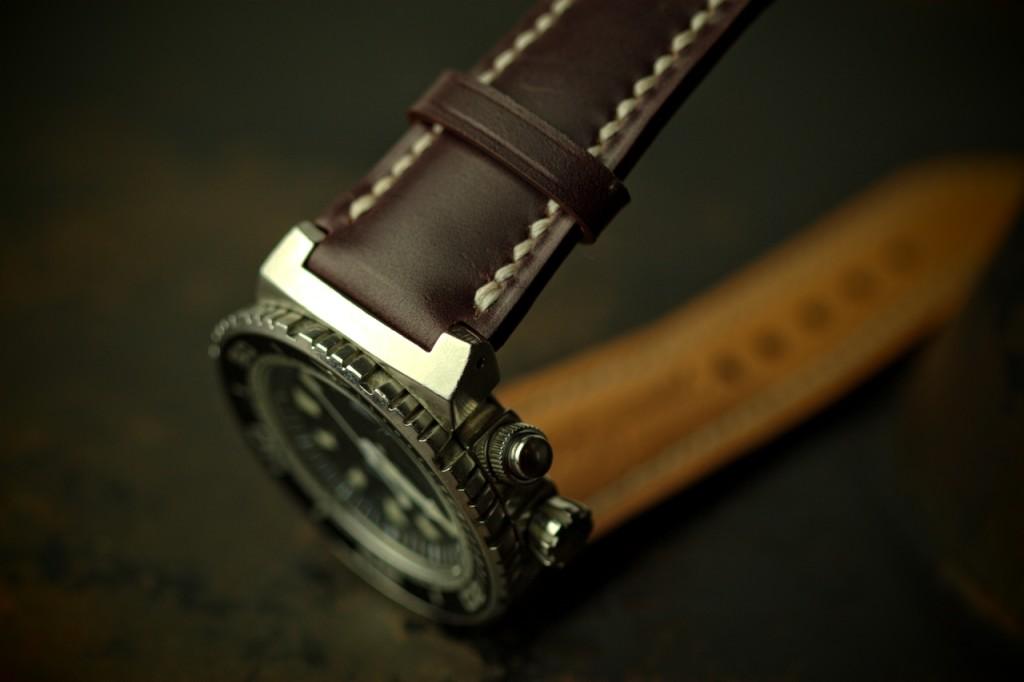 skórzany pasek do zegarka na zamówienie 10