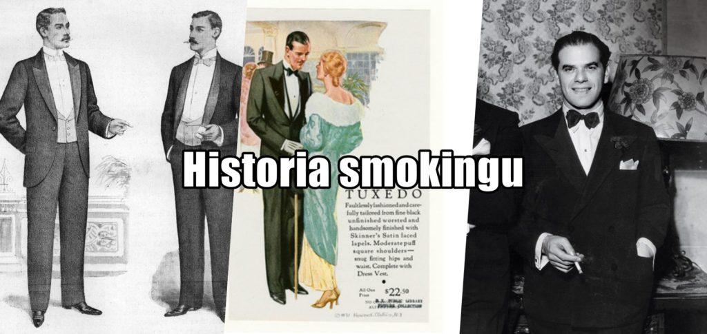 Historia smokingu