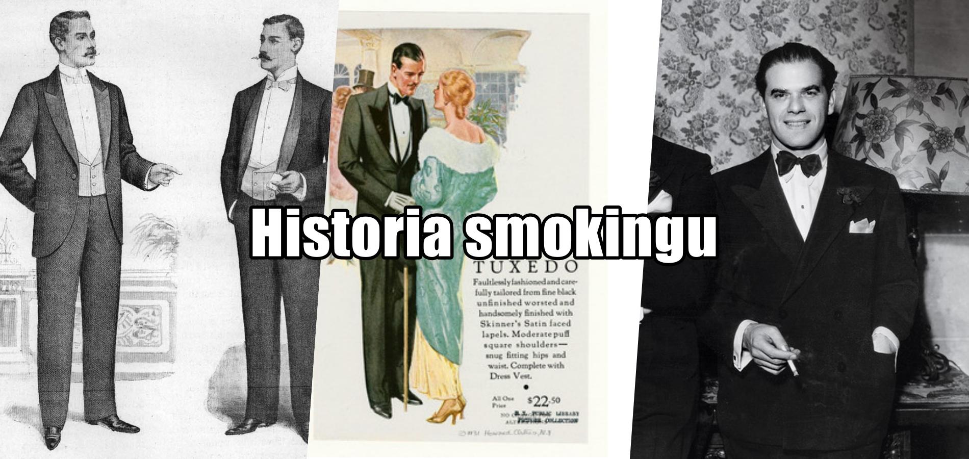 15750b9db0 Smoking – jak i z czym nosić  film