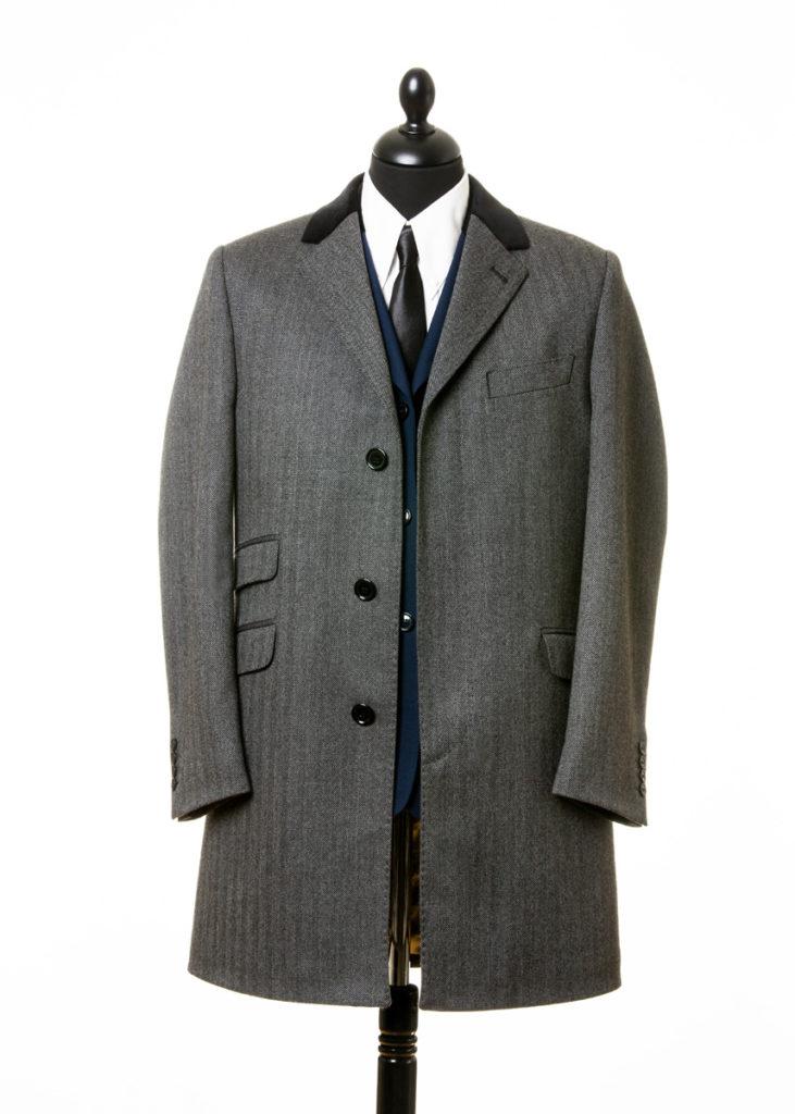 płaszcz covert coat