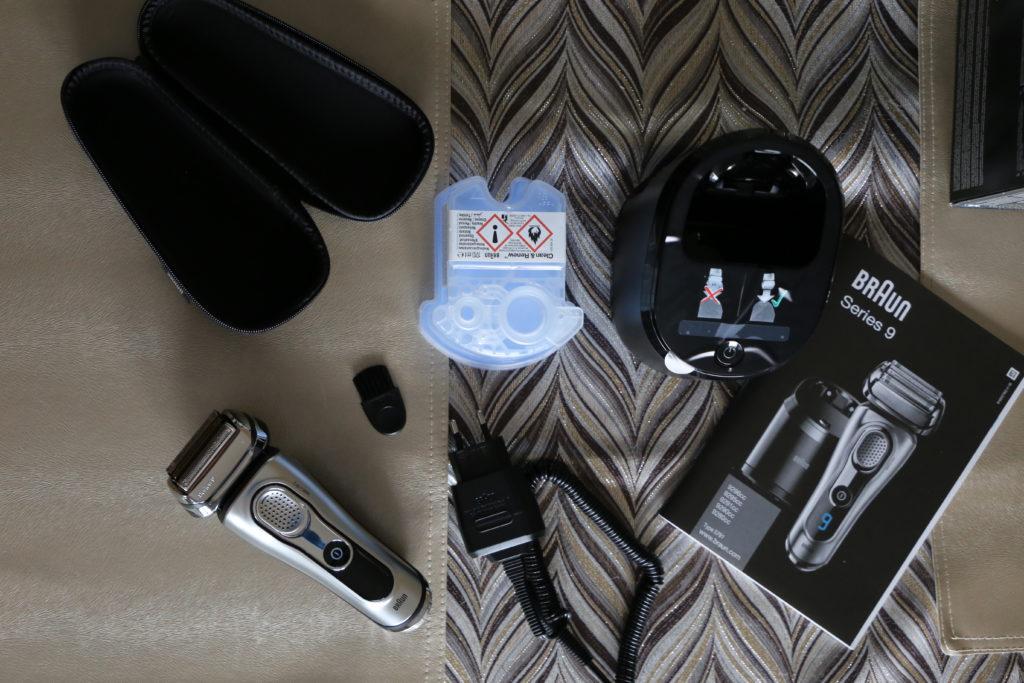 braun Series 9 maszynka do golenia