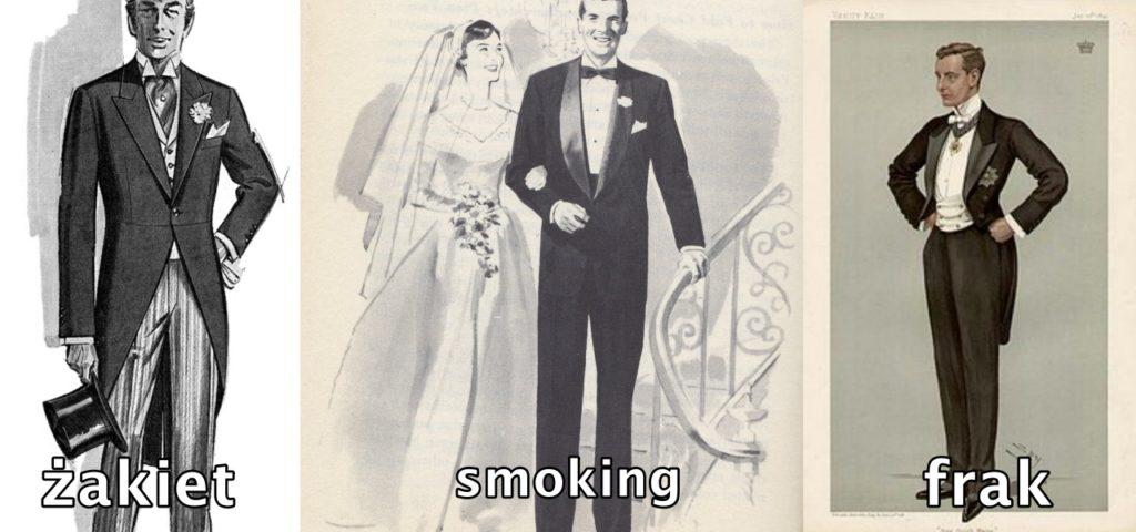 marynarka smoking frakzakiet