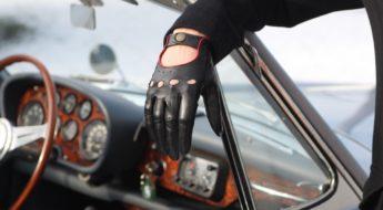 rękawiczki skórzane męskie