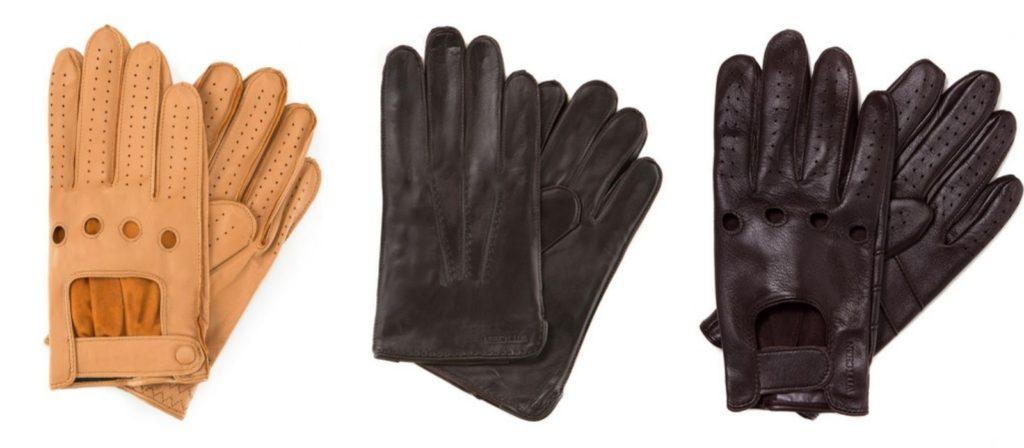 rękawiczki skórzane wittchen