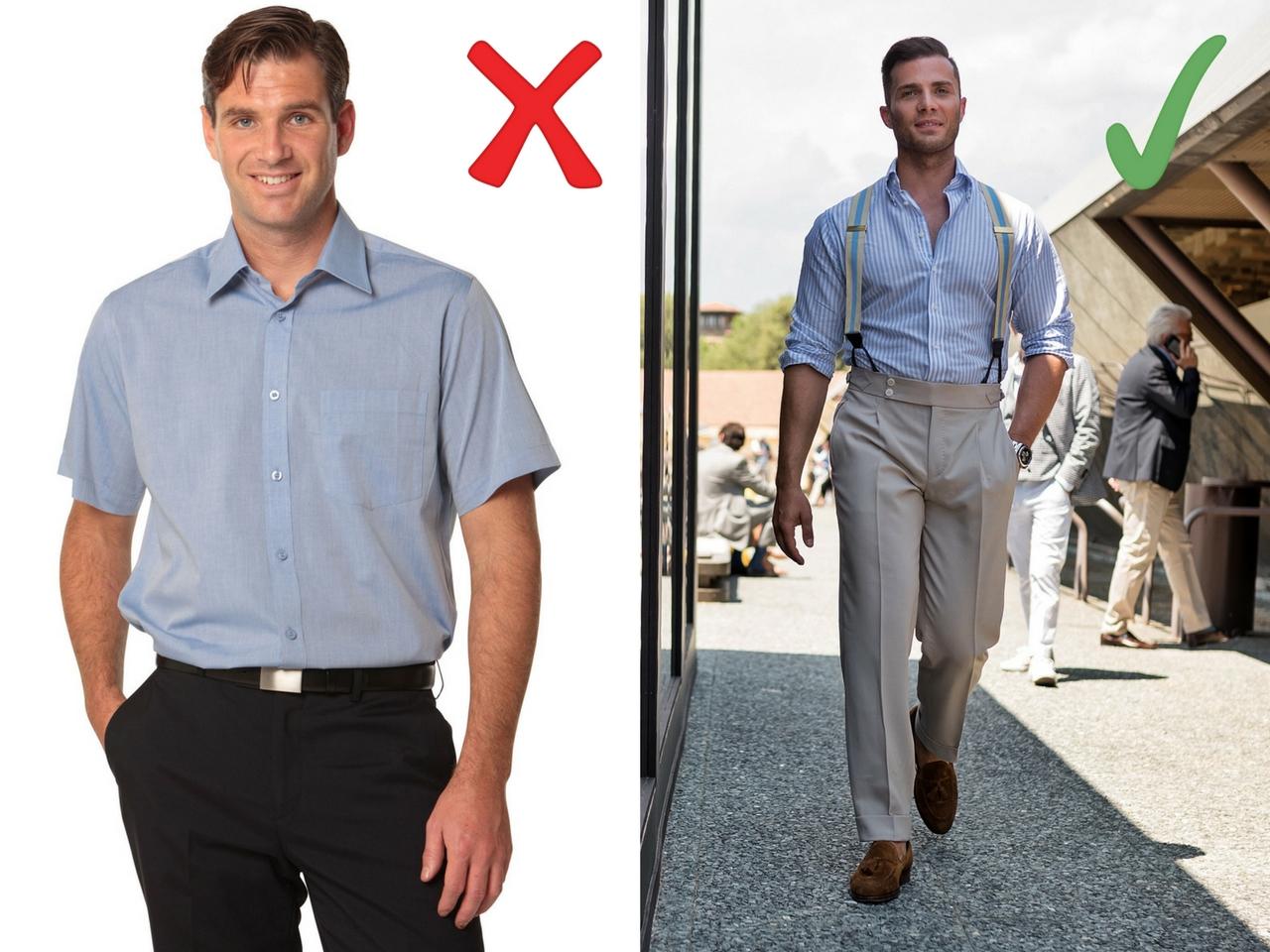 2b44b497d9816 10 błędów modowych mężczyzn - Pan Grono - blog moda męska