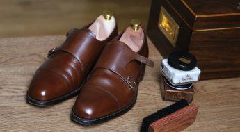 pastowanie butów
