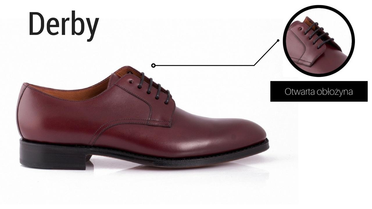 buty typu derby vs oksfordy