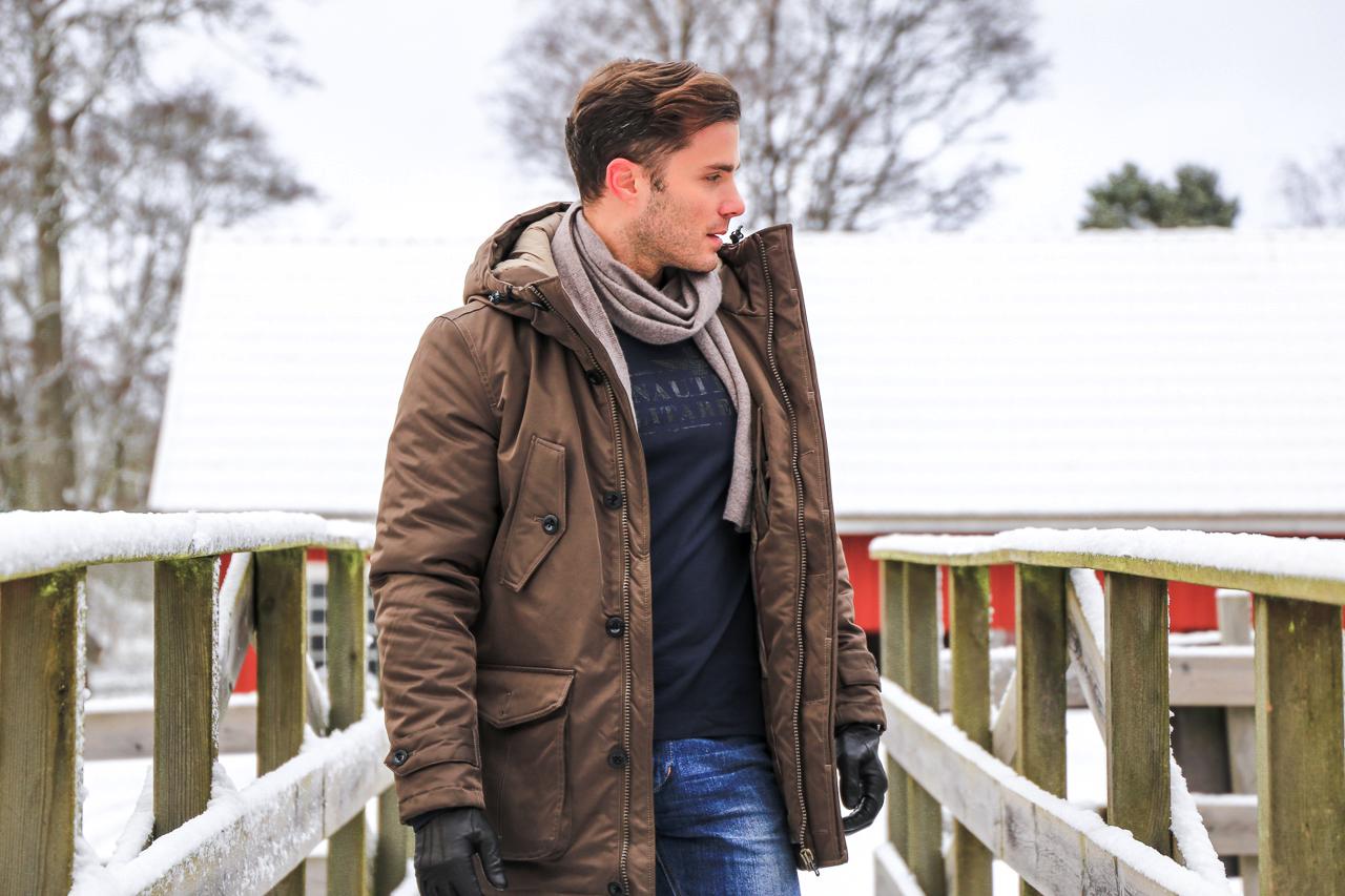 kurtka na zimę