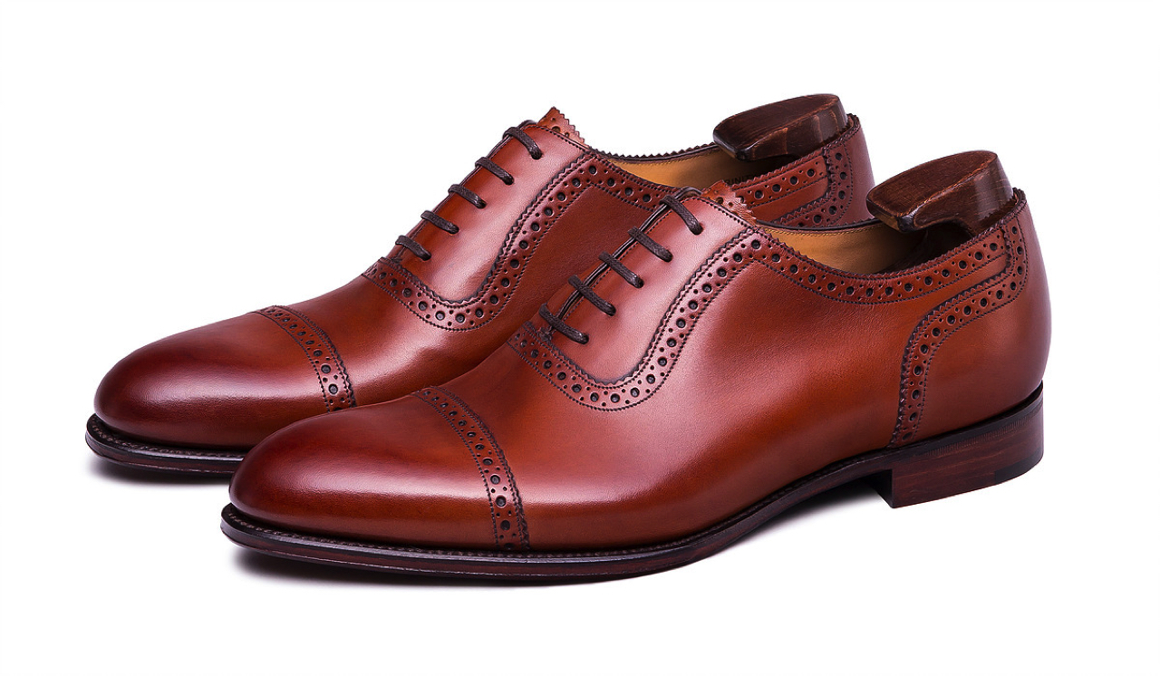 oksfordy brogue