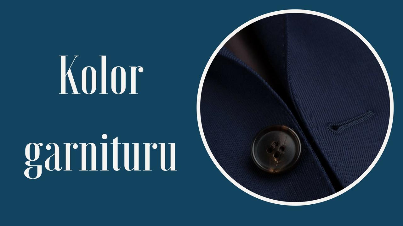 jaki garnitur kupic kolor