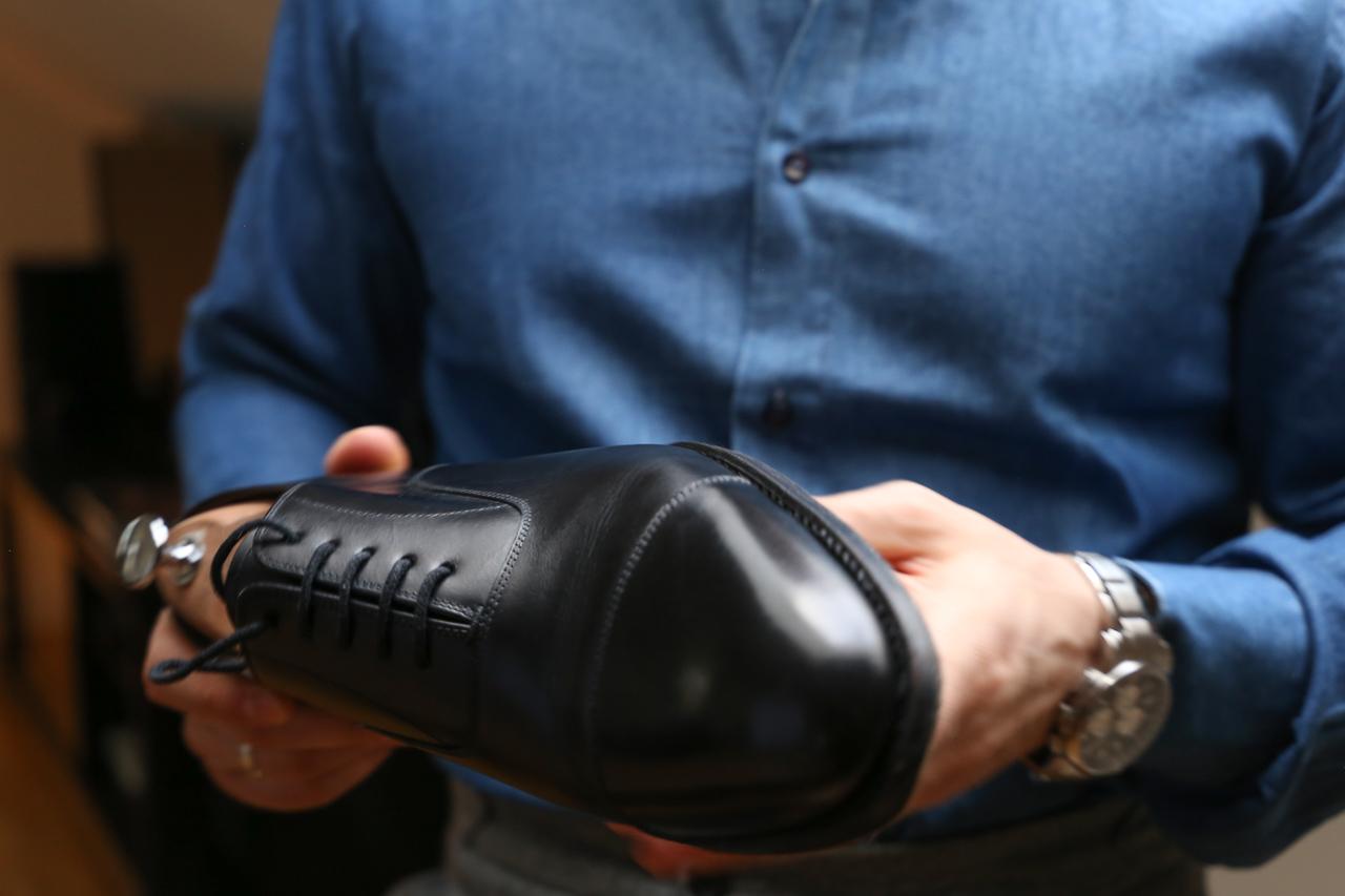 eleganckie buty dla mężczyzny