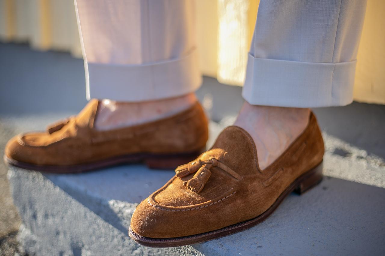loafersy nie mokasyny (loafer)