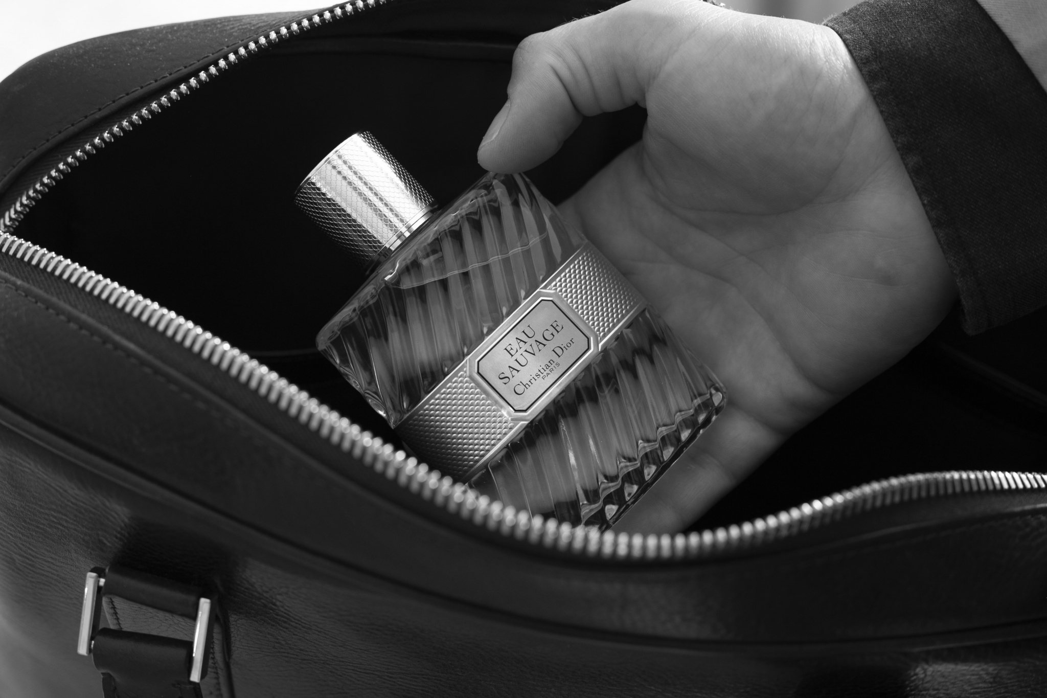 historia perfum eau sauvage