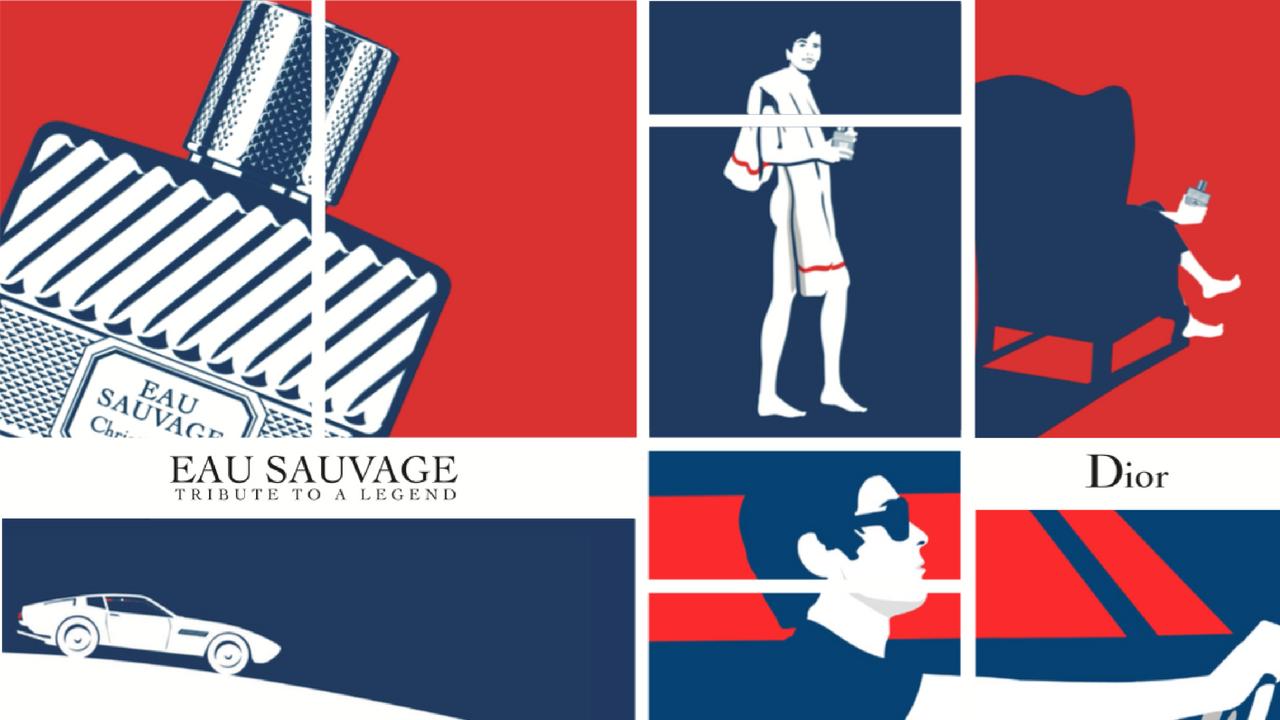 historia perfum eau sauvage dior