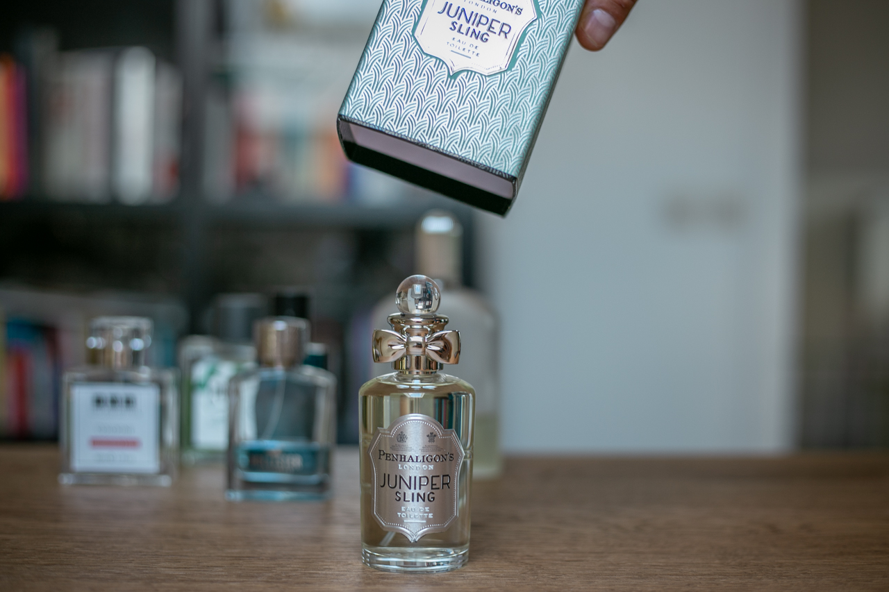 perfumy penhaligons juniper sling