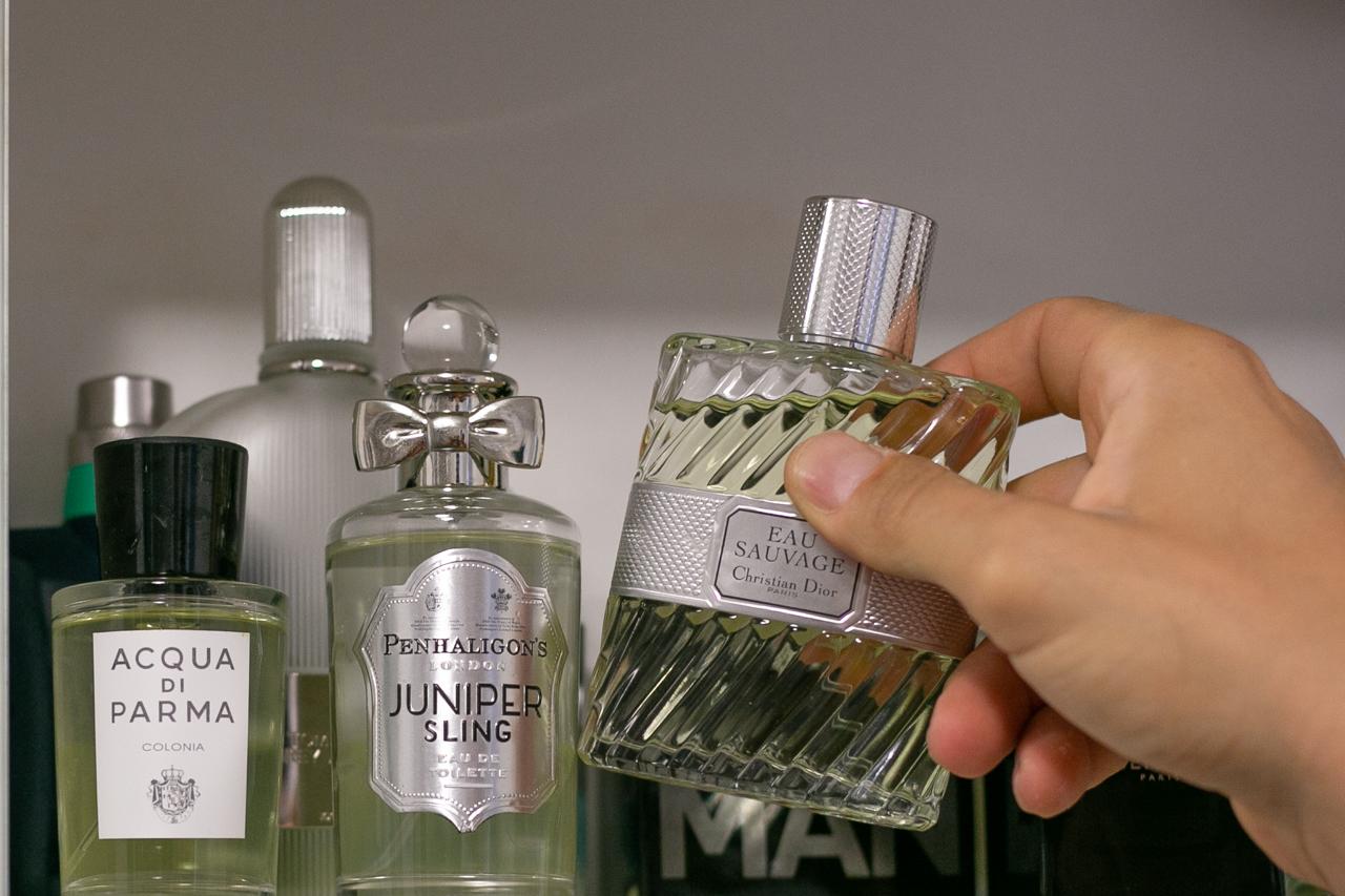 klasyczne zapachy męskie