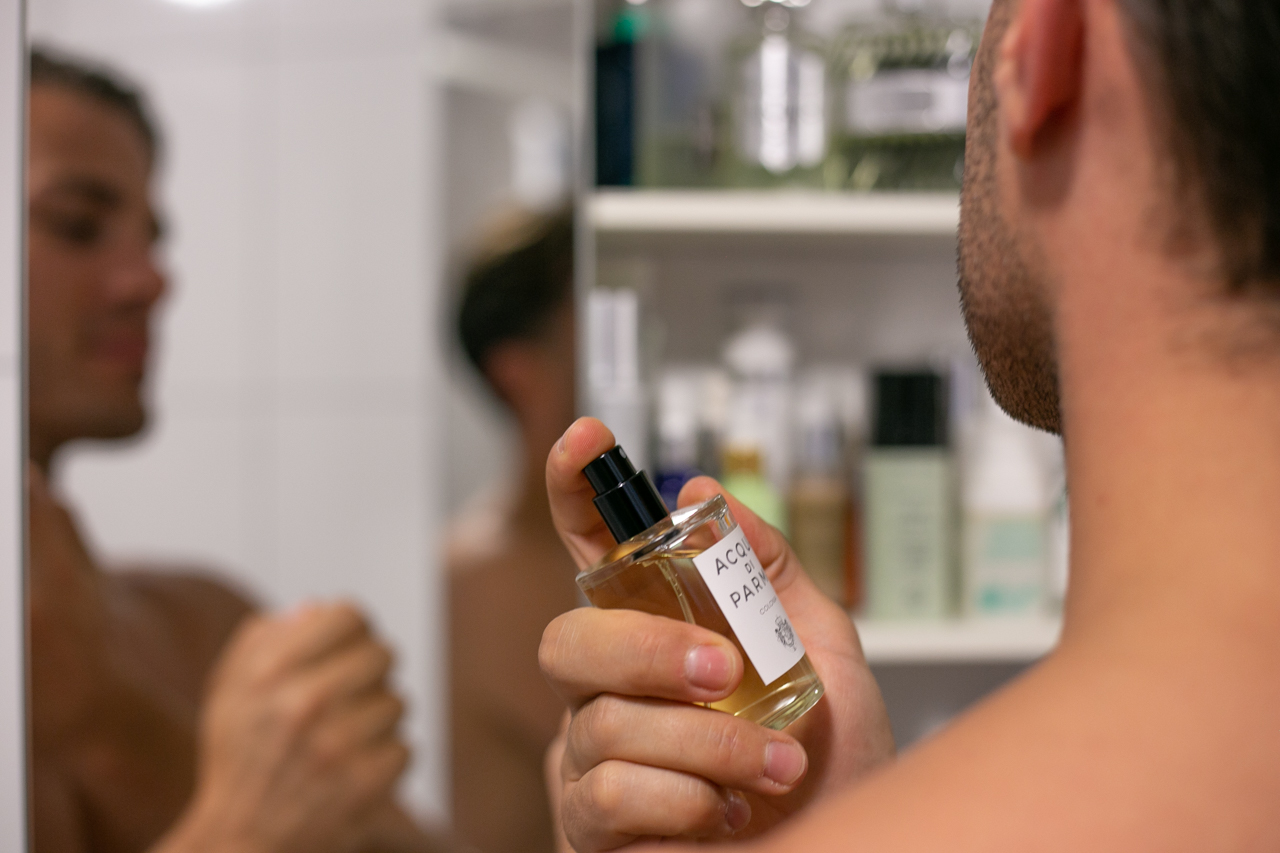 klasyczne zapachy męskie aqua di parma