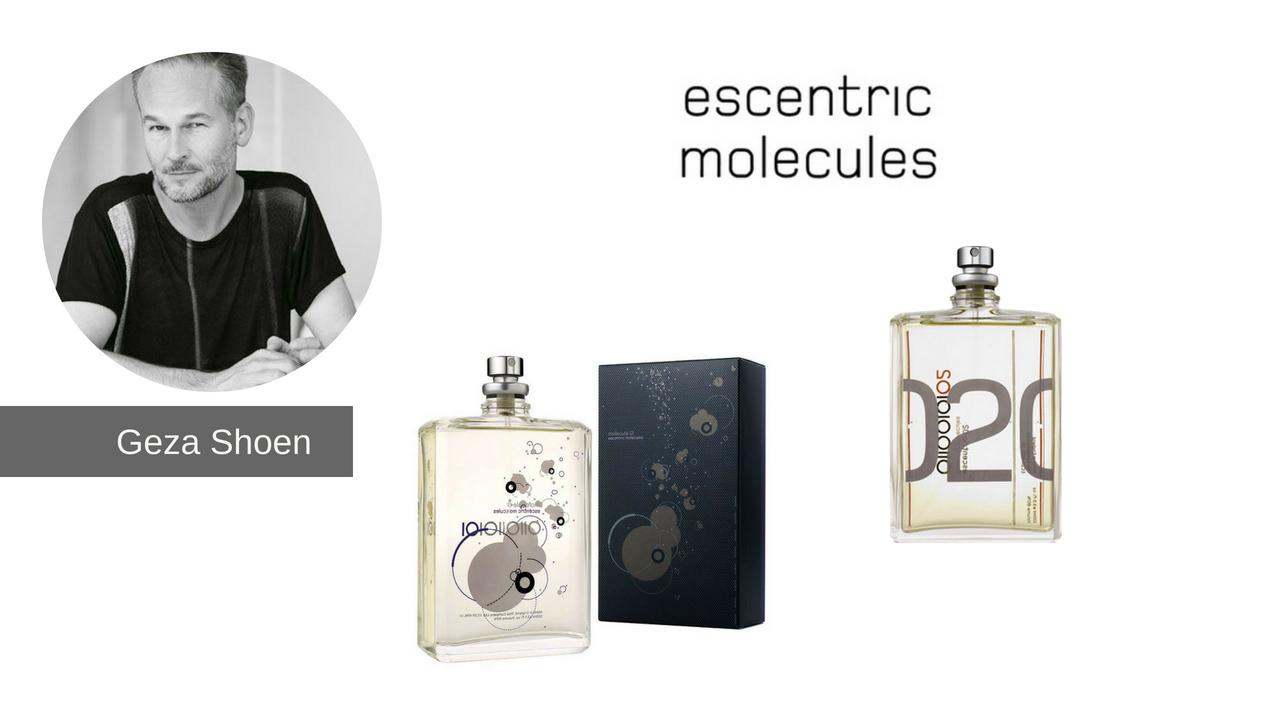 Niszowe perfumy molecules