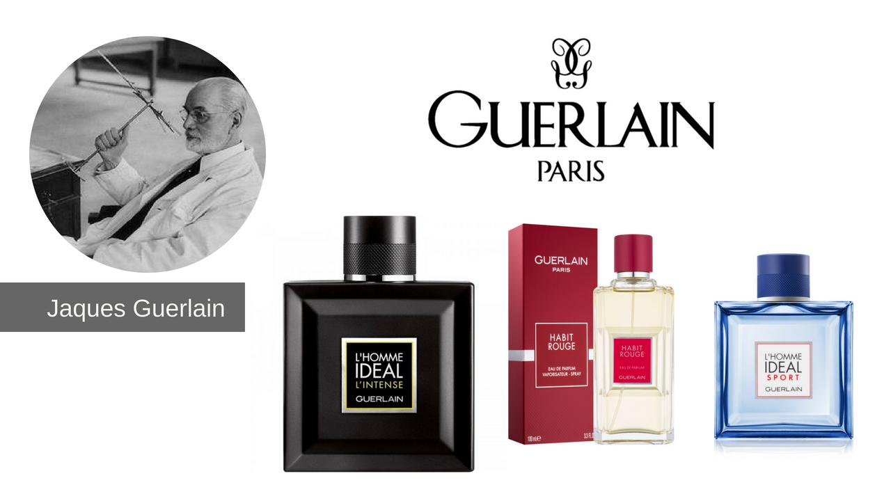 Niszowe perfumy guerlain