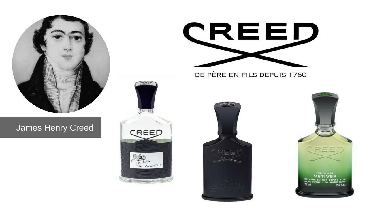 Niszowe perfumy creed