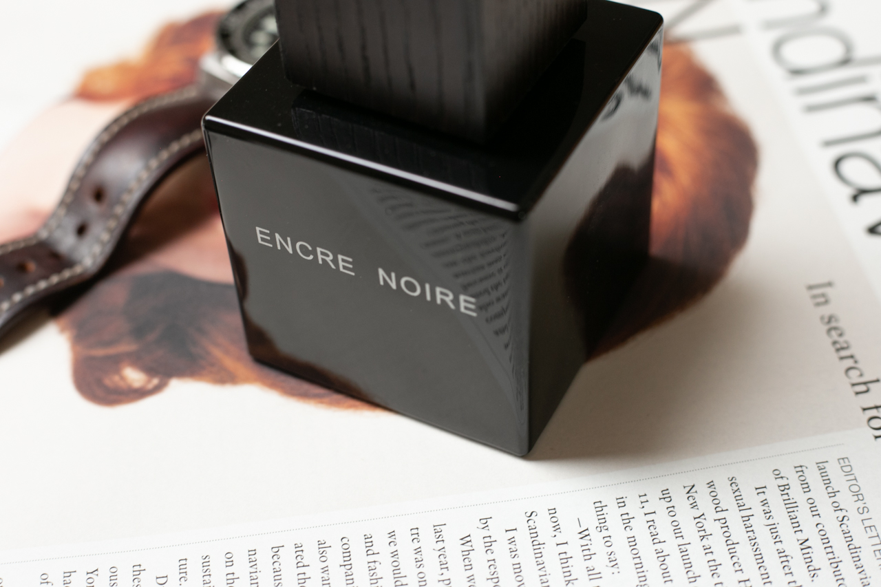 tanie perfumy męskie - encre noir lalique