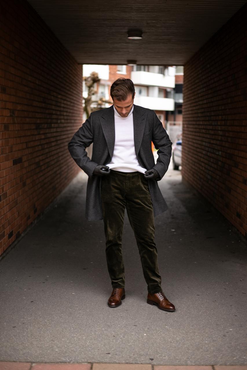 sztruks wraca do łask sztruksowe spodnie