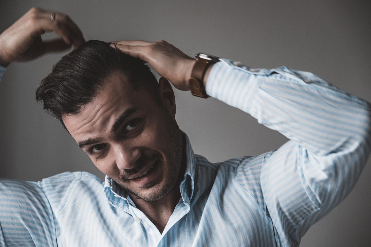 pomada glinka pasta krem do włosów barber