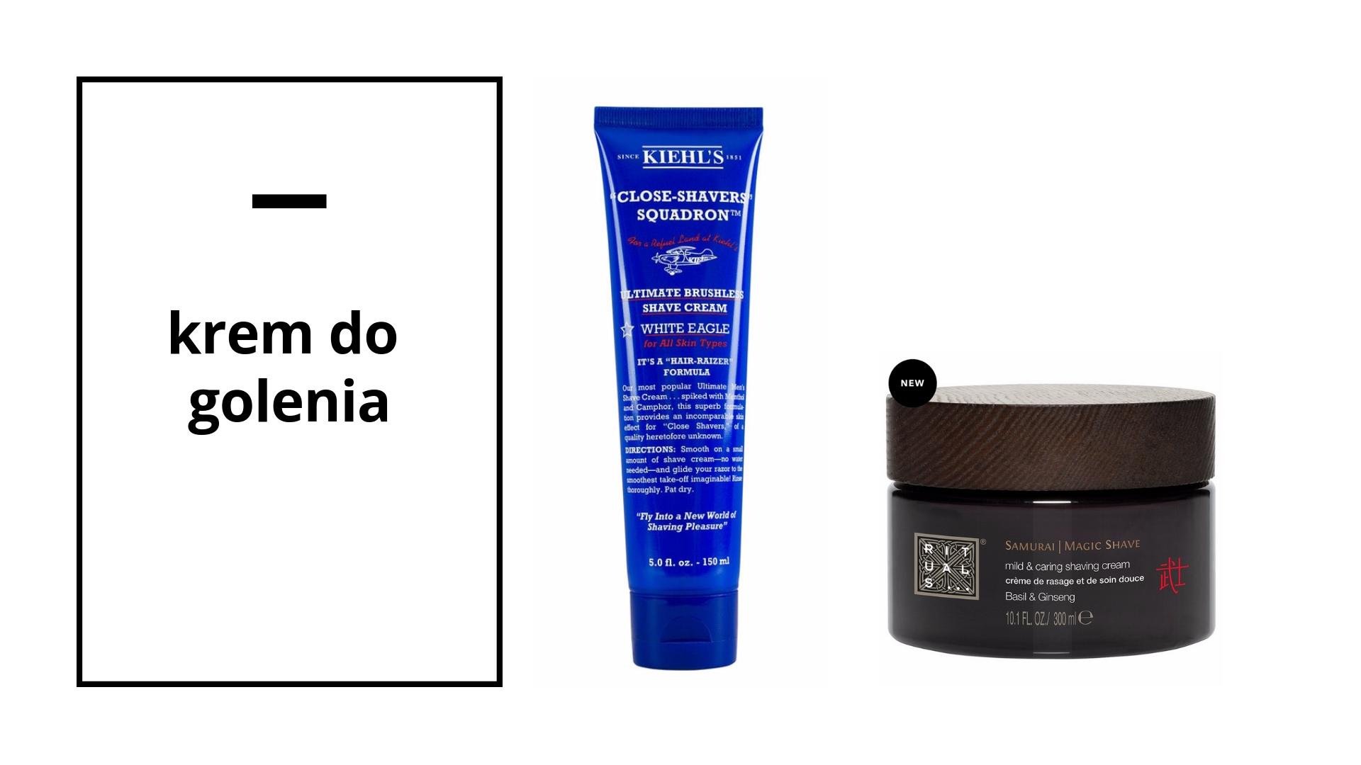 krem przed goleniem kosmetyki