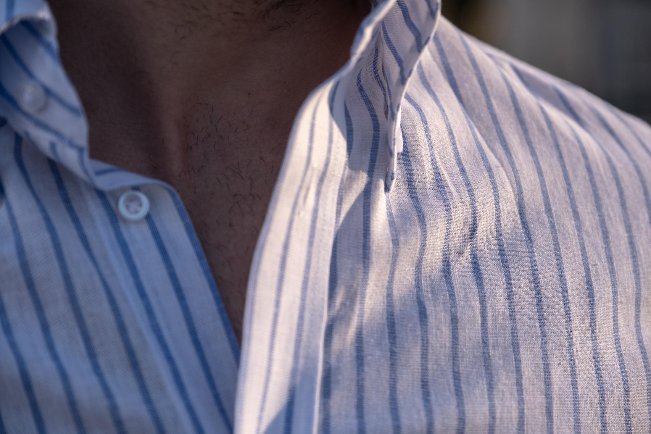 koszule w prążek Lancerto Mr Vintage