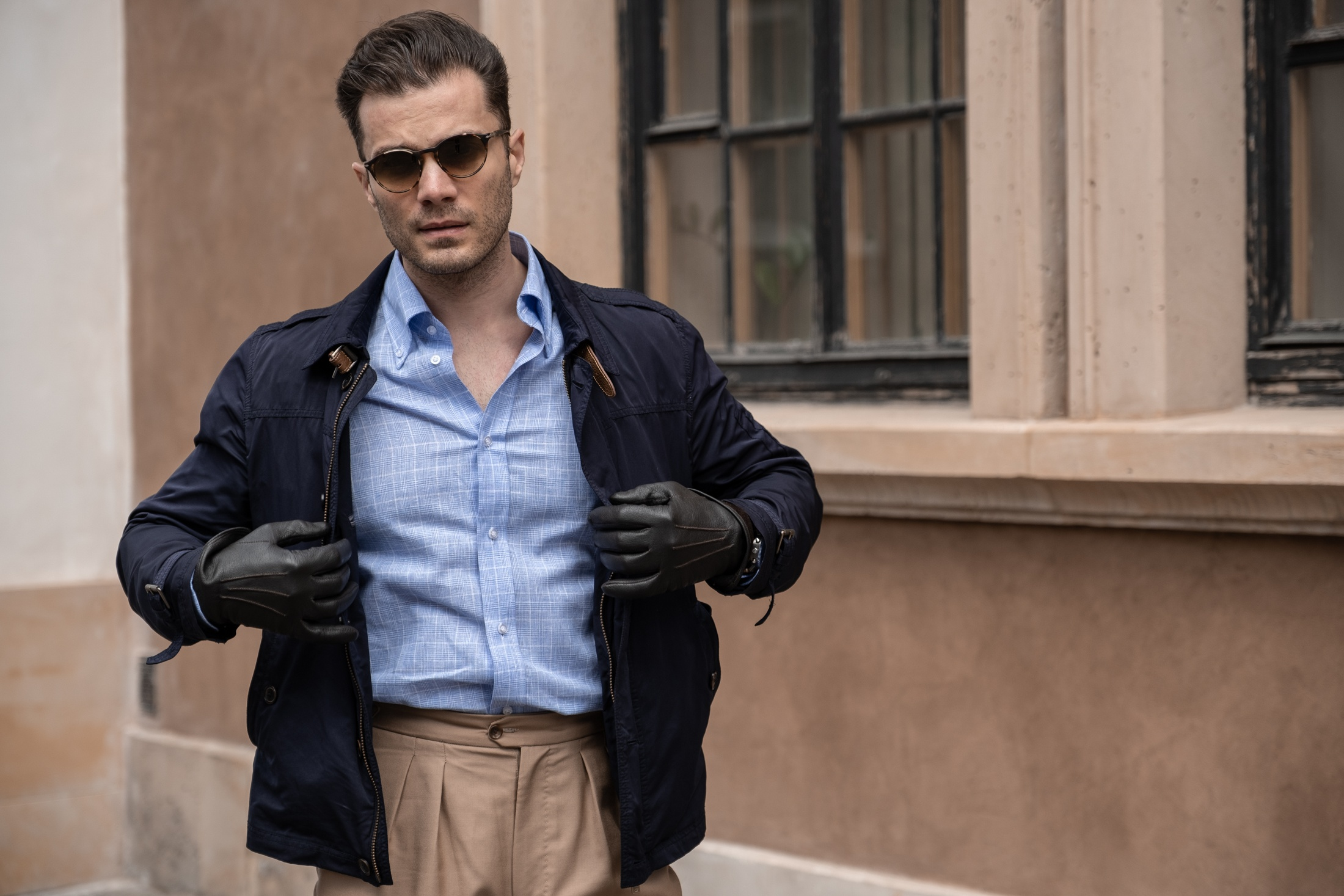 Pan Grono – Michał Gronowski – blog moda męska
