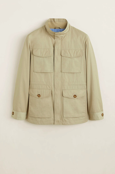 Piaskowa Field Jacket
