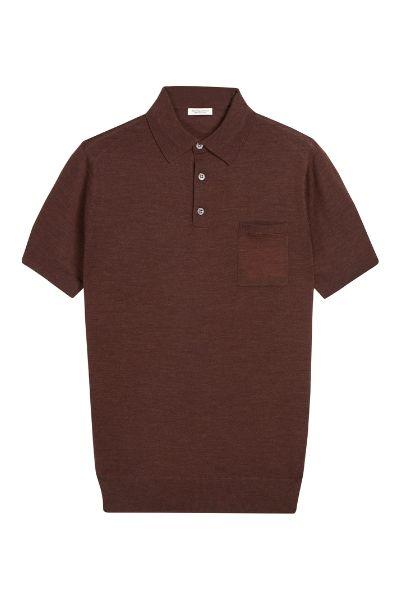 Koszulka polo merino