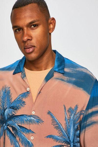 Koszula hawajska krótki rękaw