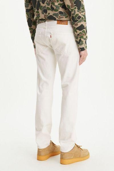 Spodnie Levi's 501 białe