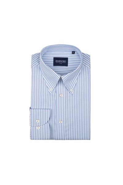 Koszula bengal stripe button-down Osovski