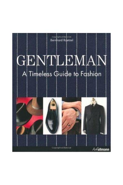 książka Gentleman Bernhard Roetzel