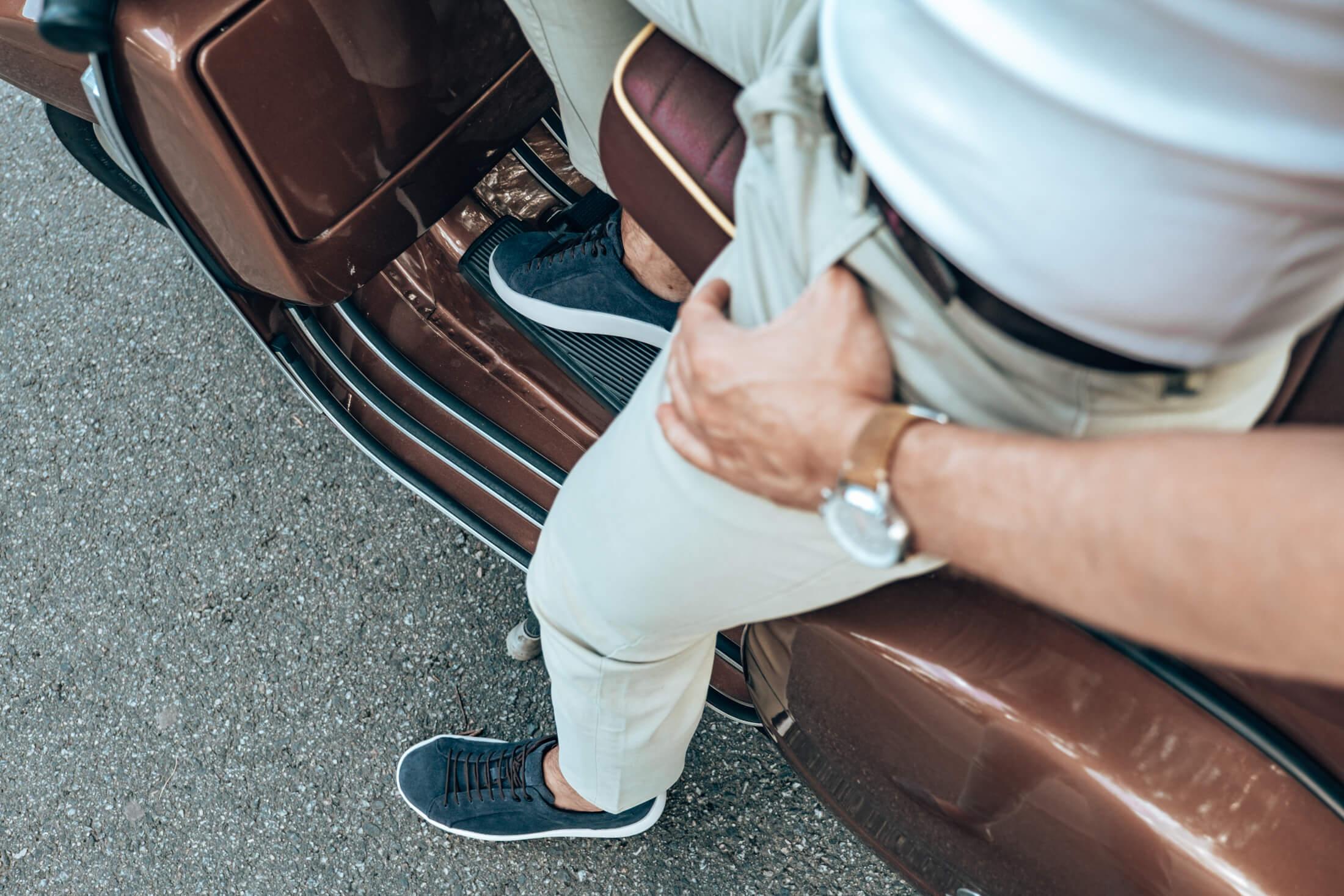 5pocket trousers spodnie