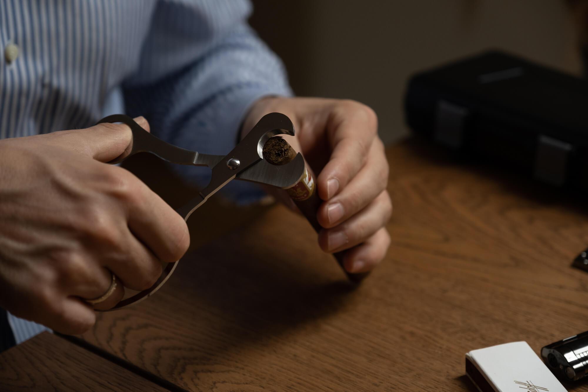 nożyce do cygar
