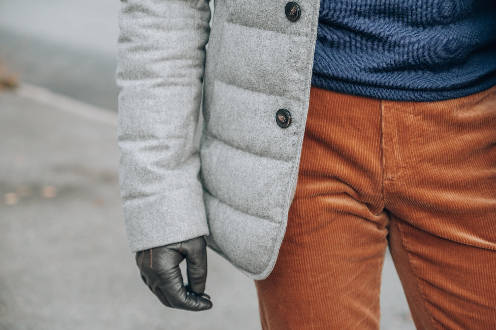 rękawiczki na miarę jamrozinski