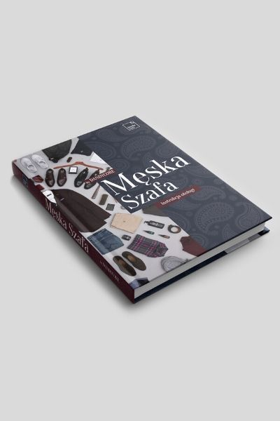Książka Męska Szafa by Dandycore