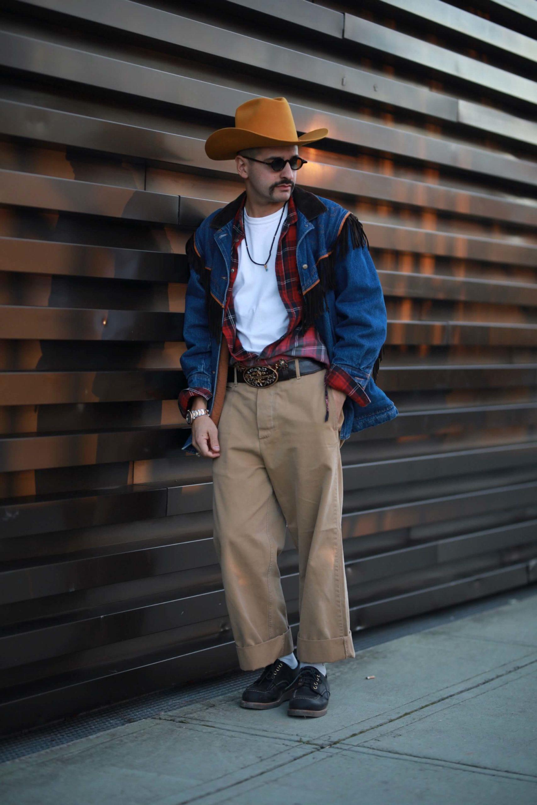 kapelusz kowbojski