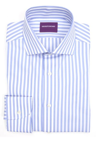 Koszula bengal stripe na miarę