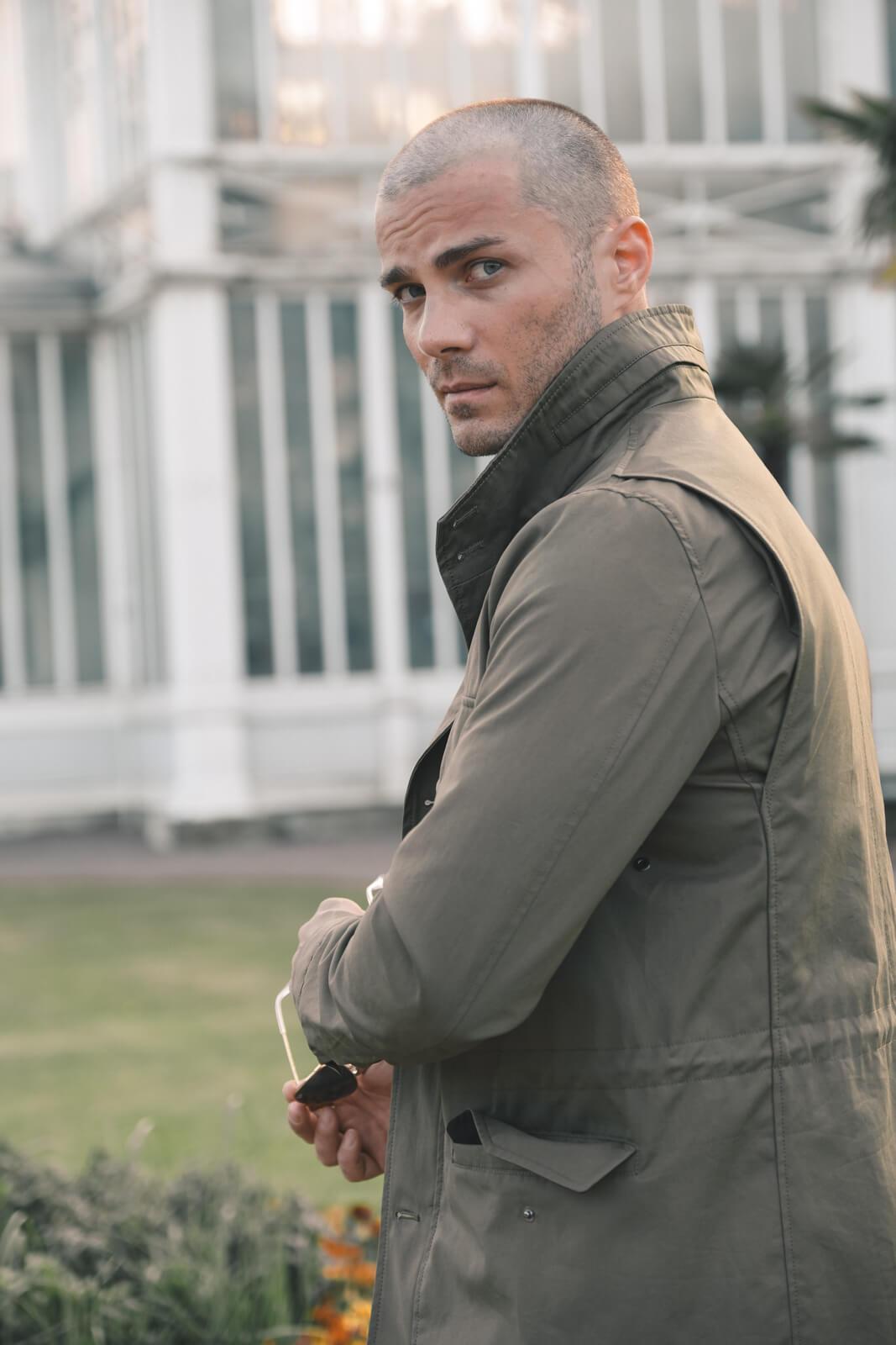 kurtka polowa field jacket m-65