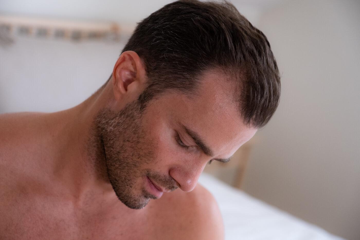 hair cure serum